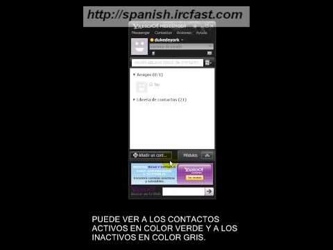 Video 0 de Yahoo! Messenger: Instalar y utilizar Yahoo! Messenger