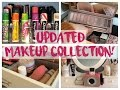 ♡My Updated Makeup Collection//2016♡~lush leah