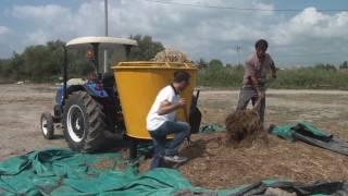 1,5 m³ Yem Karma Makineleri/Feed Mixer Vagons