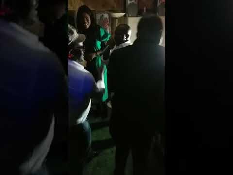 PRESTATION DE XAVIER LAGAF  impulsé par ROYALMIX DJ
