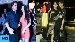 """►►See Meetings of celebrities in Shah Rukh Khan's party with video- YOUR SOUL will be good ZST MEDIA►►Photo Credit : Photographs : Pradeep Bandekar►►Subscribe """"ZST MEDIA"""" For Latest News: http://bit.ly/2oRFwx6►►""""ZST MEDIA"""" Social Sites✓Social Media :►Like Our Facebook Page  : http://bit.ly/2oxxwhu►Subscribe : http://bit.ly/2oRFwx6►►My More Videos Here : ► After Sonu Nigam's comments, Priyanka Chopra's old video praising azaan goes viral : http://bit.ly/2oxUc0R► Sonu Nigam shaves head, asks cleric to pay Rs 10 lakh :http://bit.ly/2p3y8iP►Dangal-Aamir Khan-film-to release in-China-next month -Will it sweep even Chinese box office : http://bit.ly/2pZB5xZ► Justin Bieber-And-Faded-singer-Alan Walker-will-perform-in-Mumbai : http://bit.ly/2oZhoHg►Ranveer Singh – Deepika Padukone-very Much Together! : http://bit.ly/2oxEOld►►Top Videos:►Salman Khan announces Sairat fame Akash Thosar's next film:  http://bit.ly/2pZFv8c►The Fate of the Furious premiere-Vin Diesel-remembers-Paul Walker: http://bit.ly/2ockkDk►Not Kapil Sharma, Sunil Grover finds a pair in Sunny Leone: http://bit.ly/2oZtjEQ►See Meetings of celebrities in Shah Rukh Khan's party with video- YOUR SOUL will be good ZST MEDIA►Thanks For Watching Videos. Please Subscribe """"ZST MEDIA"""" Channel.►Please Like My Facebook page: http://bit.ly/2oxxwhu►►My Favorite Video: ►Shahrukh Khan With Stunning Daughter Suhana At Gauri Khan's Restaurant Launch: https://www.youtube.com/watch?v=5EdNOtFPxH0►Shahrukh Khan Beautiful Daughter Suhana Khan: https://www.youtube.com/watch?v=6AeHYn1yjMc►Gauri Khan's Restaurant Launch - Full Video - Shahrukh Khan, Suhana, Sidharth, Jacqueline, Sonam/: https://www.youtube.com/watch?v=_5iNzj_0yhY►See Meetings of celebrities in Shah Rukh Khan's party with video- YOUR SOUL will be good ZST MEDIANext Videos: Bollywood News, Breaking News,Bollywood News Today,English News, English New News, Today News,. Thanks for Watching. PLEASE ✓Like, ✓Comment, ✓Share & ✓Subscribe."""