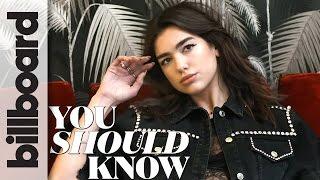 Video 12 Things You Should Know About English Popstar Dua Lipa   Billboard MP3, 3GP, MP4, WEBM, AVI, FLV Juli 2018