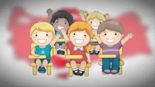 Çocuk Kulübü kanalımızda en güzel çocuk şiirleri videolarımız Güzel Türkçem adlı şiir ile devam ediyor. Birlikte ana dilimiz Türkçe için hazırlanmış bu güzel şiiri okuyoruz. Sende bize eşlik eder misin? En güzel çocuk şarkıları, şiirler, tekerlemeler, çocuk oyunları, oyuncak oyunları için Çocuk Kulübüne linki tıklayarak abone ol : http://goo.gl/GF7hyFGüzel Türkçem Çocuk Şiiri Sözleri:Ana sütüm,Bal çanağım.Sensin benim dayanağım.Ana dilim,Güzel Türkçem.Bin çiçekli renkli bahçem.Ana dilim,ilk adımım.Siyah önlük, beyaz yakam,ilk kalemim, ilk defterim, okul çantam.Ana dilim,Ata sesim.Sende sanat, bende bilim.Ay ışığım,Ak bulutlu gündüzüm.Seni bildim, her bilimi senden öğrendim.Bilgim sensin.Duygum sensin.Özgür düşlünceyi,Başımda yeşertensin.Ana dilim,Ata sesim.Bu koskoca dünyada,Beni sen Türk edensin.İbrahim MİNNETOĞLUBelirli Günler ve Haftalar(Hazırlayan: Ahmet KÖKLÜGİLLER)Kaynak Kitap: İlköğretim Türkçe 4. Sınıf Ders KitabıVideo & Seslendirme: Çocuk Kulübü
