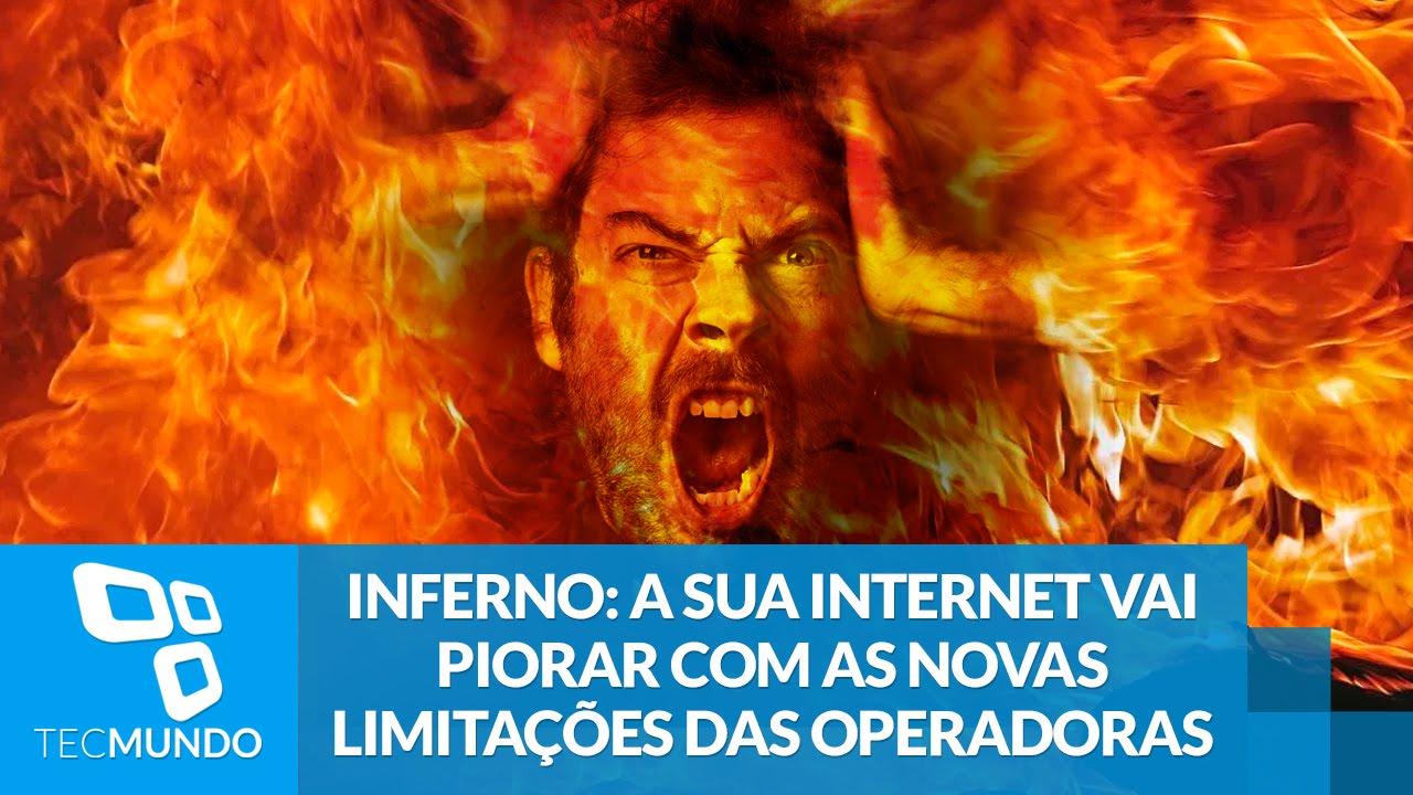 Inferno: a sua internet vai piorar com as novas limitações das operadoras
