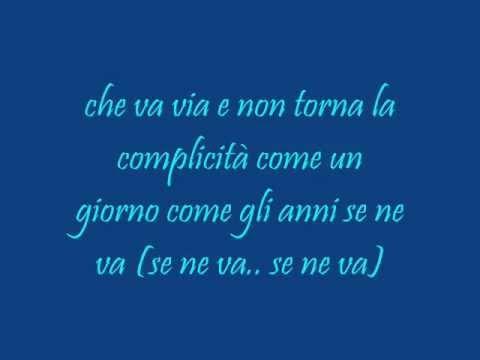 , title : 'Fabrizio Moro- La complicità (testo)'