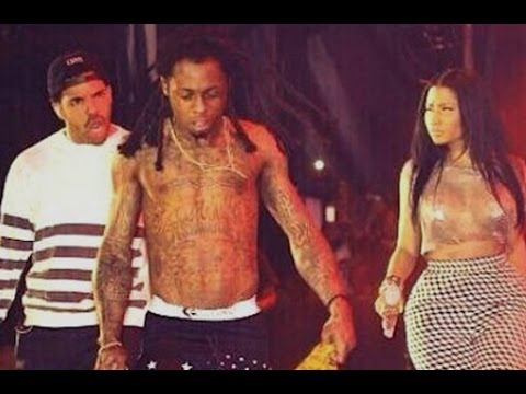 NICKI MINAJ, DRAKE, LIL WAYNE at Hot97 SUMMER JAM 2014