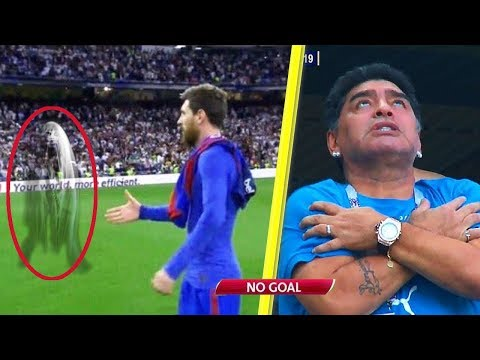 Most Shocking/Creepy Footage Ever Captured In Football | HD