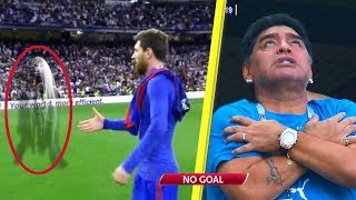 Video Most Shocking/Creepy Footage Ever Captured In Football | HD MP3, 3GP, MP4, WEBM, AVI, FLV Desember 2018
