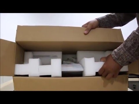 Unboxing Asus All in One PC ET2231I