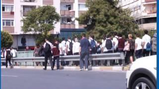 Zeytinburnu Abay Orta Okulu'nda MarmarayÇilesi ve Habercilerin Çocukları Kulanarak Ölümle Dansı