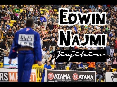 Edwin Najmi – Worlds Ibjjf 2015