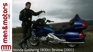 1. Honda Tour Bus GL 1800 Gold Wing Review 2001 - Part 1