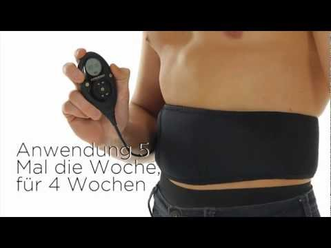 Slendertone Abs Bauchgürtel für IHN Produktvideo
