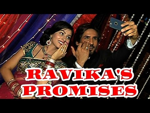 Ravi & Devika's promises to eachother
