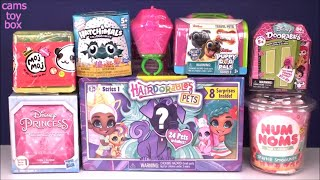 Video PETS Hairdorables MOJ MOJ Disney Doorables Season 5 Hatchimals NUM NOMS Toy Surprises Review MP3, 3GP, MP4, WEBM, AVI, FLV Januari 2019