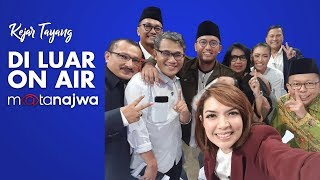 Video Kejar Tayang - Di Luar On Air Mata Najwa MP3, 3GP, MP4, WEBM, AVI, FLV Oktober 2018