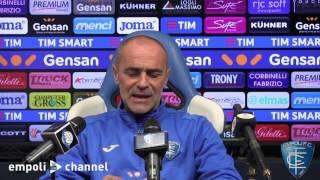 Preview video Mister Martusciello in conferenza stampa alla vigilia di Empoli-Cagliari
