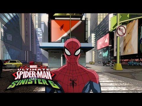 Ultimate Spider-Man 4.02 (Clip)