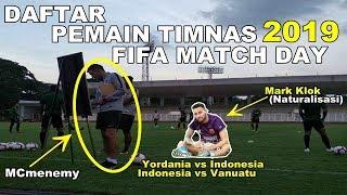 Download Video DAFTAR PEMAIN TIMNAS INDONESIA 2019 | 25 PEMAIN IKUT TC TIMNAS INDONESIA MP3 3GP MP4