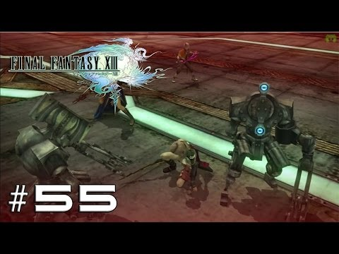 FINAL FANTASY 13 # 55 - Massenschlägerei «»  Let's Play Final Fantasy 13 | HD