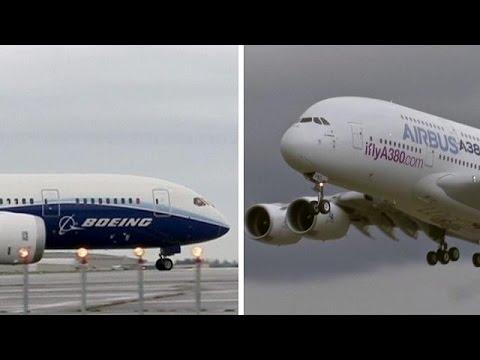 Airbus εναντίον Boeing: Μάχη μέχρι τελικής πτώσης – economy
