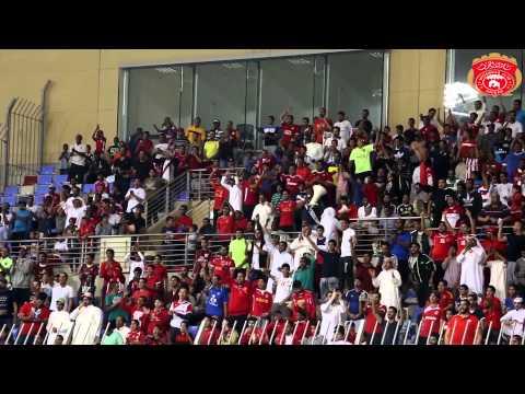 لقطات حصرية من مباراة المحرق والمنامة بربع نهائي كأس جلالة الملك 2015