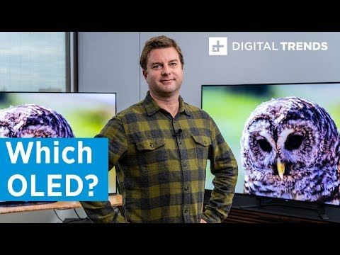 Sony A9G vs. A8G OLED Comparison | What's The Difference?