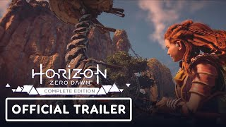 Horizon Zero Dawn Complete Edition - PC Features Trailer by IGN
