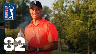 Tiger Woods wins 2012 AT&T National | Chasing 82 by PGA TOUR