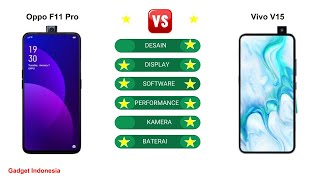 Video Oppo F11 Pro vs Vivo V15 Indonesia , Bagus Mana ? MP3, 3GP, MP4, WEBM, AVI, FLV Mei 2019