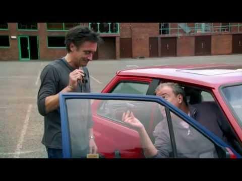 Jeremy Clarkson shows us how to steal a Vauxhaul Nova