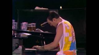 Video Queen - Bohemian Rhapsody (Live at Wembley 11.07.1986) MP3, 3GP, MP4, WEBM, AVI, FLV April 2018