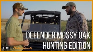 5. REVIEW - Can-Am Defender Mossy Oak Hunting Edition (2 of 3)