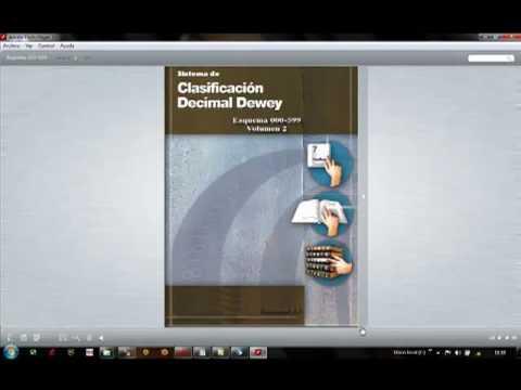 Sistema de Clasificacion Decimal Dewey - ed.21