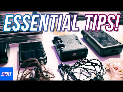 TOP 10 ESSENTIAL TIPS FOR IEM ENTHUSIASTS - Earphone Starter Guide