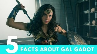 Subscribe to Hollywire for The Latest Pop and Music News Updates!  http://bit.ly/Sub2HotMinuteSo you may knowGalGadotas the ultimate badass babe Wonder Woman but I think it's time we all get to know her a little bit better. So from her Miss Universe days to being a hotel owner, here are 5 facts aboutGalthat you may not know.Visit our website for all things celebrity  http://www.hollywire.com/Follow Hollywire!  http://bit.ly/TweetHollywireSend Electra a Tweet!  https://twitter.com/electraformosa Follow Electra on Instagram!  https://www.instagram.com/electraformosa
