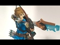 Unboxing The First Legend of Zelda: Breath of the Wild Figure From First 4 Figures