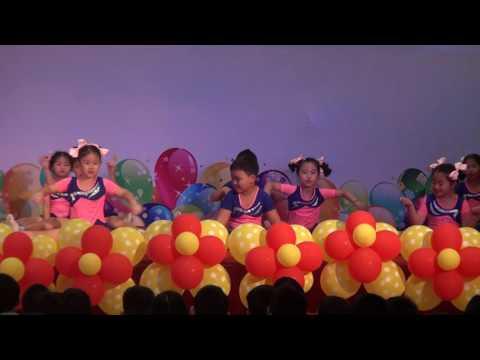 Lễ Tổng Kết năm học 2016-2017 - Giấc mơ thần tiên