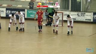 "Spain-England | Group ""B"" | Euro U17 Mieres 2016 | Game #4"