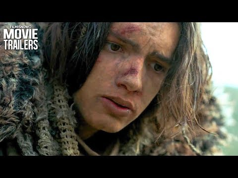 ALPHA | First trailer for prehistoric adventure with Kodi Smit-McPhee