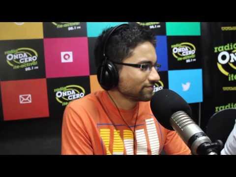 Gran Final: Buscando al nuevo locutor de Onda Cero - Entrevista con Balti