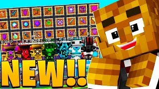 *NEW* ILLUMINATI LUCKY BLOCK CHALLENGE (SKY WALLS MINIGAME) | Minecraft - Lucky Block Mod