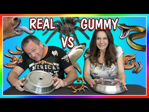 Video HORRIBLE REAL FOOD VS GUMMY FOOD CHALLENGE | PARENTS EDITION | We Are The Davises download in MP3, 3GP, MP4, WEBM, AVI, FLV January 2017