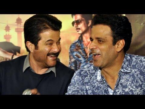 PHOTO PLAY: Anil Kapoor, Manoj Bajpai Promote 'Sho