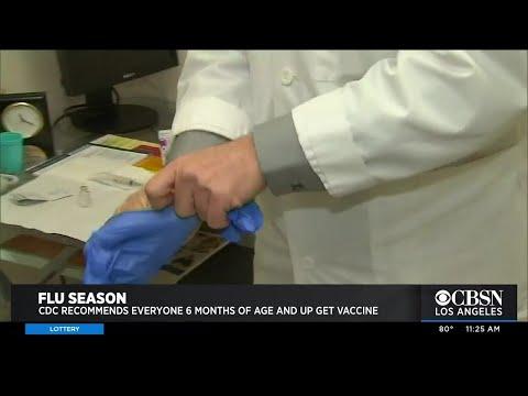 Doctor Gives Advice Ahead of Flu Season