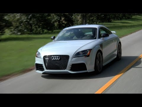 The 600 HP APR Stage 3 Audi TTRS – TUNED