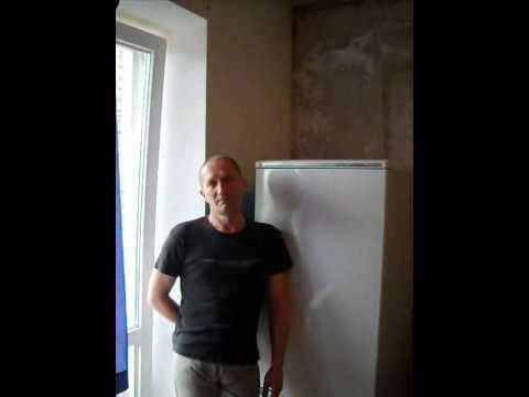 Отзыв о ремонте холодильника Стинол