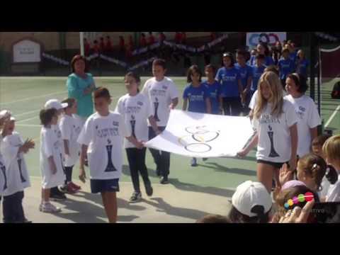 La Olimpiada Escolar andaluza 2015 en Almería