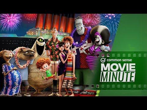Hotel Transylvania 3: Movie Review