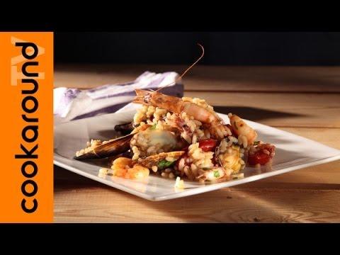riso alla pescatora - ricetta
